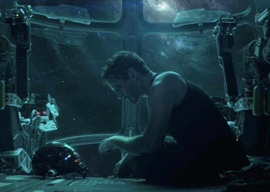 Tony Stark is all alone in space. Photo: Marvel Studios