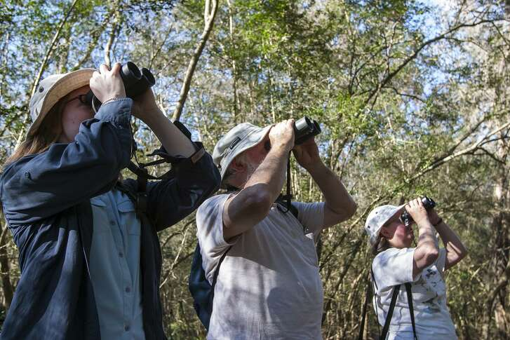 Birdwatchers around the country will participate in the annual Christmas Bird Count.