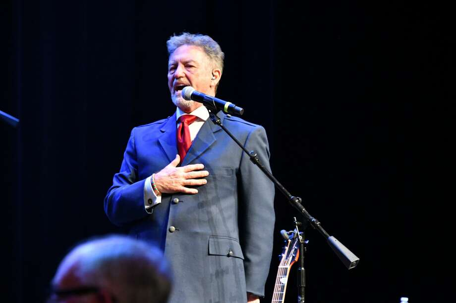 Larry Gatlin and the Gatlin Brothers' Country and Christmas concert, Dec. 6 at the Wagner Noel Performing Arts Center. Photo: Photos By Jeff Schartz Courtesy Wagner Noel