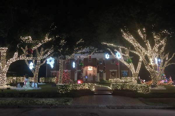 Christmas Light Displays.The Best River Oaks Christmas Light Displays This Year
