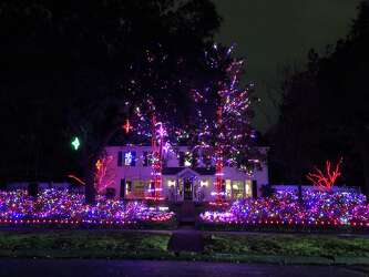 Christmas Runway Lights.The Best River Oaks Christmas Light Displays This Year