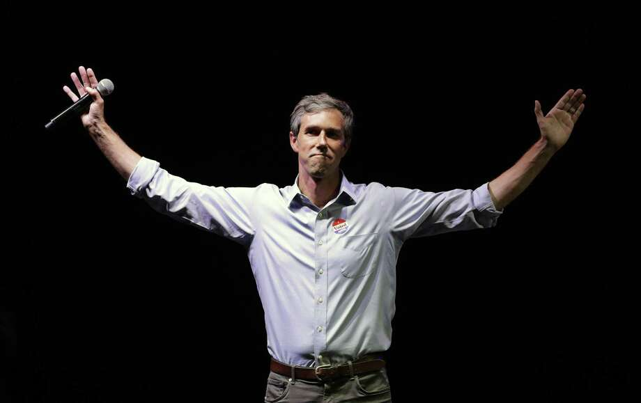Beto O'Rourke raised about $80 million of the $114.8 million he and Sen. Ted Cruz combined to take in during their campaign. >>See where the money eventually turned into votes. Here's how your neighbors voted in that race... Photo: Eric Gay, STF / Associated Press / Copyright 2018 The Associated Press. All rights reserved.