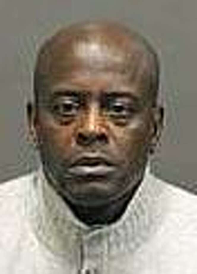 A Battalion Chief with the New Haven Fire Department has been arrested in connection with an October assault of a Horwitz Uniform employee. Herschel Wadley, 53, of New Haven, was charged with third-degree assault and disorderly conduct. Wadley turned himself in to West Haven police on Thursday. Photo: West Haven Police Department