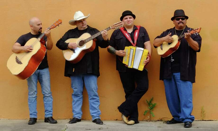 Los Texmaniacs members Mac and Josh Baca are playing a weekly online show. Photo: Michael G. Stewart