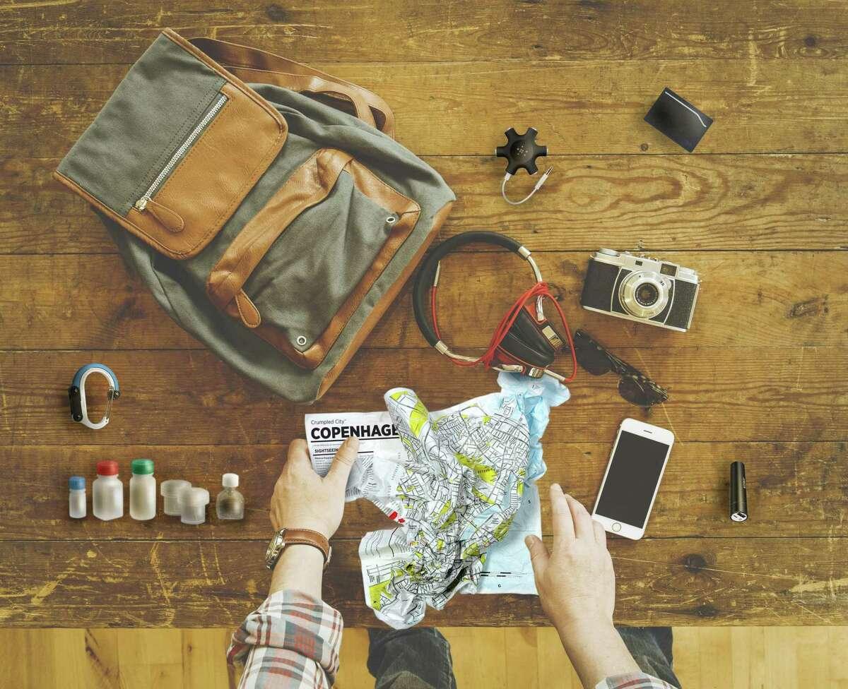 Stock travel image
