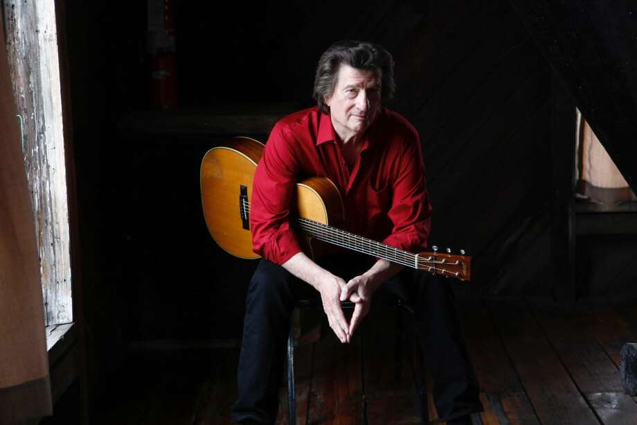 BLUES MAN: Songwriter, guitarist and folk/bluesman Chris Smither will play the Katharine Hepburn Cultural Arts Center in Old Saybrook Dec. 15 at 8 p.m. Tickets are $30-$35, available at thekate.org or by calling 860-510-0453. Photo: Courtesy Of Rebecca Brockway