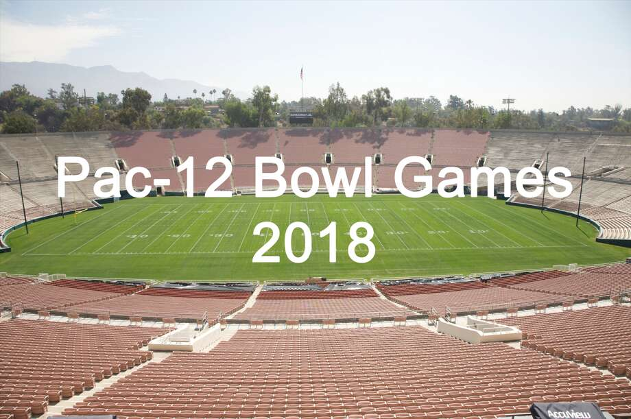 Click through the gallery to see which bowl games Pac-12 teams will play in: Photo: Getty Images