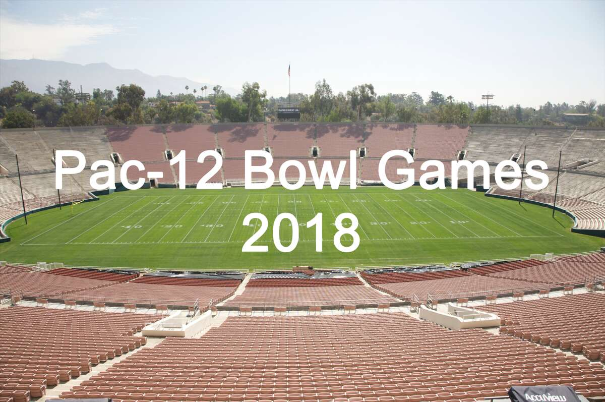 Click through the gallery to see which bowl games Pac-12 teams will play in: