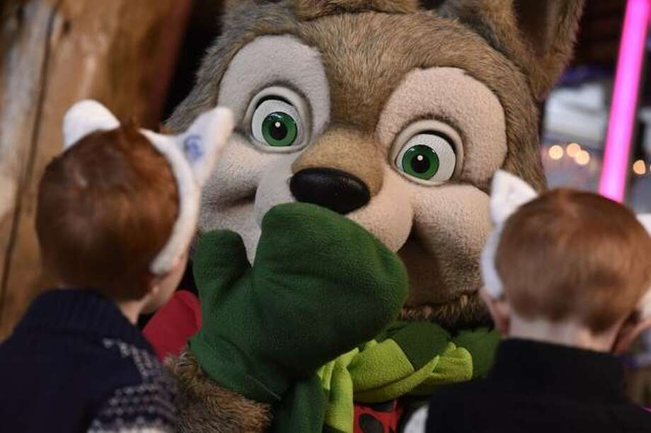 Great Wolf Lodge's Snowland Extravaganza annual winter festivities take place now through Jan. 4. Photo: For The Telegraph