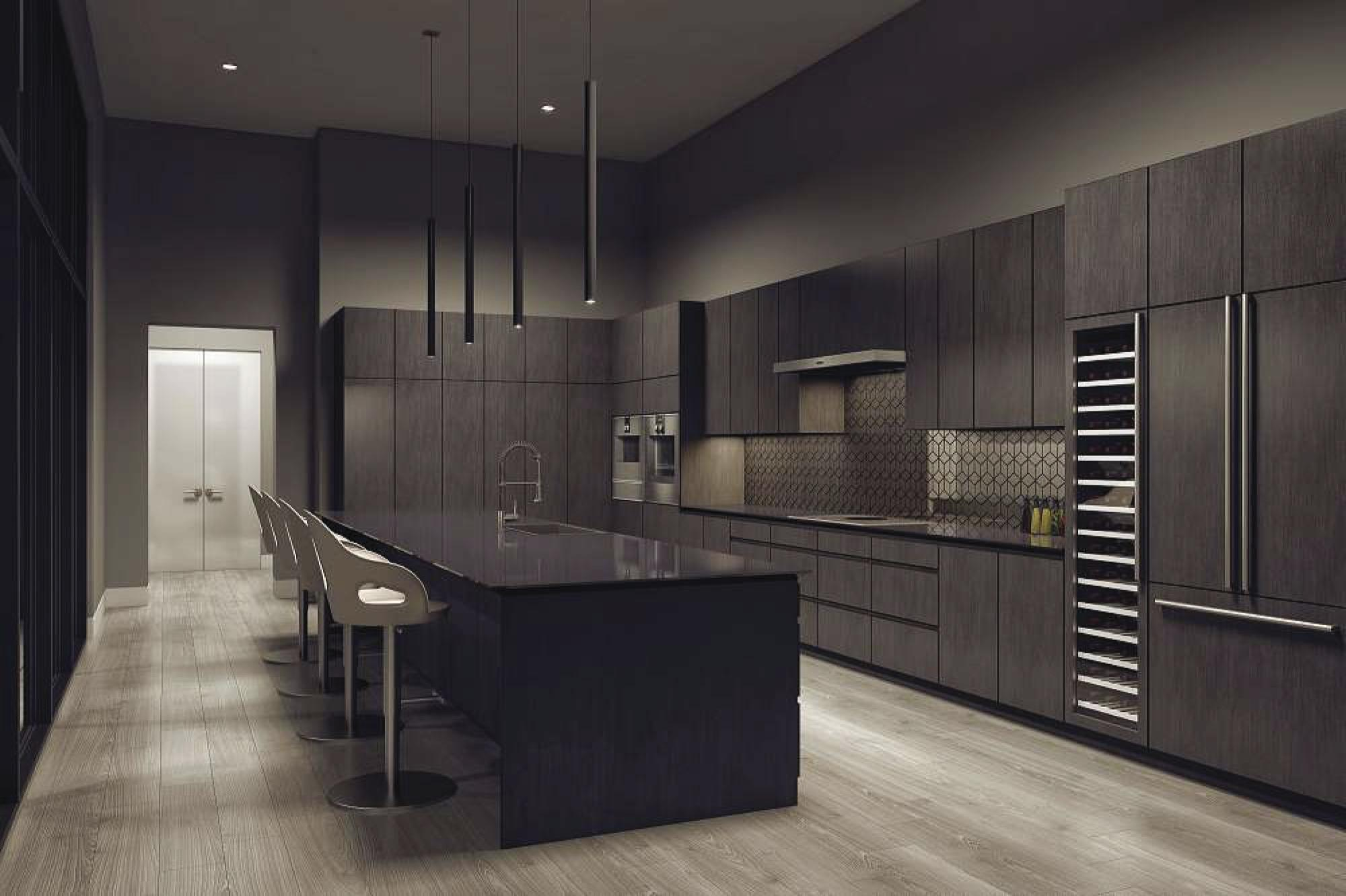 On the Market/Condo Life: Kitchens provide necessary luxe touch in high-rise living