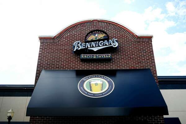 Midland's Bennigan's is located at 6603 Eastman Ave. (Sean Proctor/Daily News file)