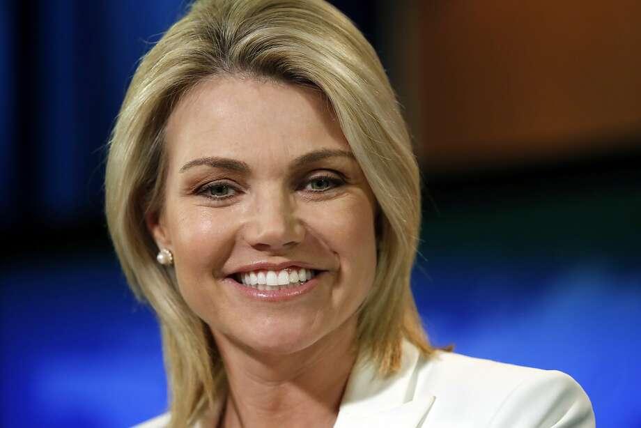 State Department: Nauert out as pick for UN ambassador