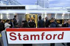 Gov. Dannel Malloy announced Friday a $9.2 million federal grant and a matching state grant of $13.7 million will help fund improvements at the Stamford train station.