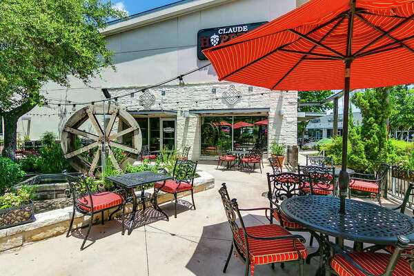 A full-furnished craft beer bar in Stone Oak is on the market for $120,000. The bar was formerly Claude Hopper's, which closed about a month ago.