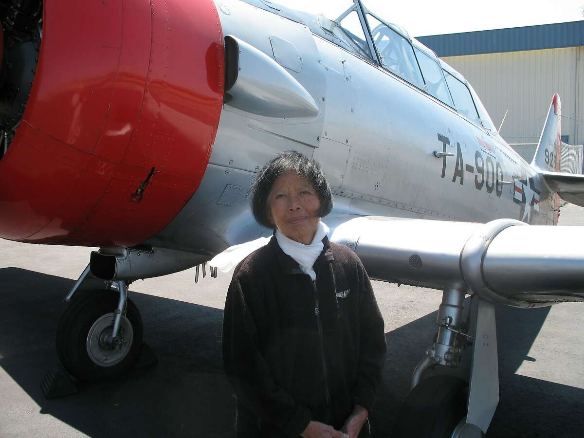 The late Maggie Gee of Oakland was a WASP -- Women Airforce Service Pilots -- in World War II before becoming a physicist at Lawrence Livermore Lab. Now an effort is being made to name Oakland International Airport in her honor.