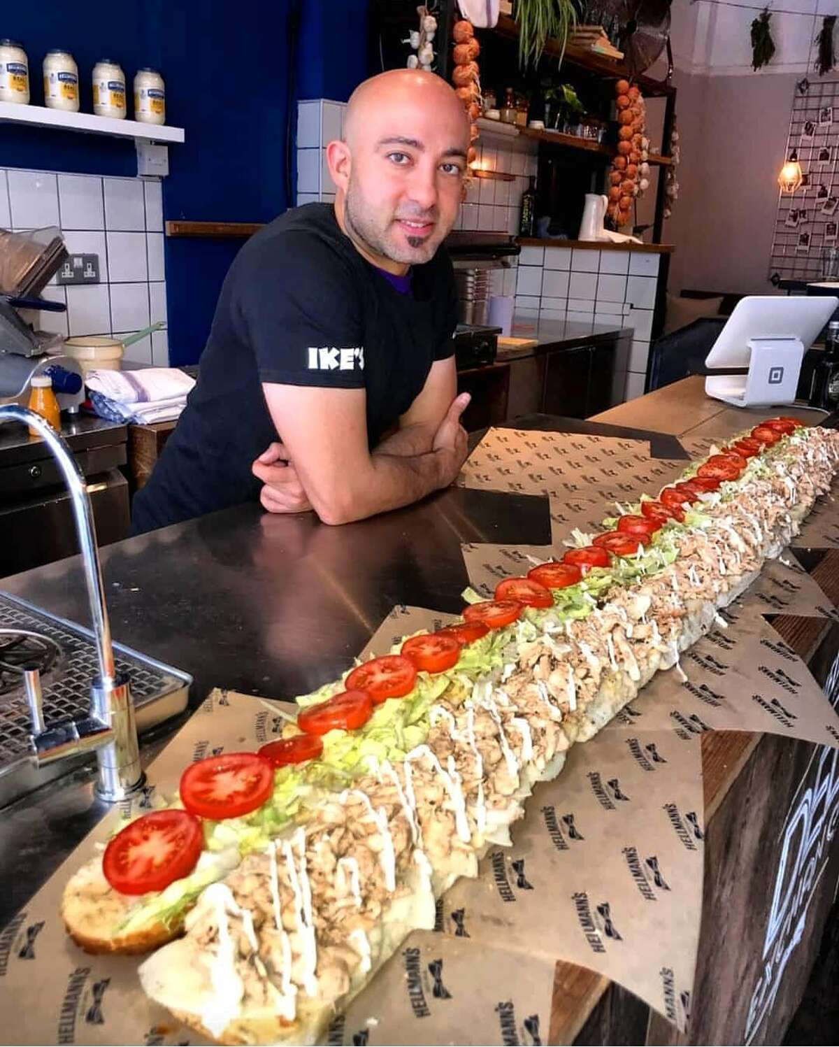 Ike Shehadeh, who created the first Ike's Place sandwich shop in San Francisco in 2007, has expanded and now has 50 stores in three states. But Shehadeh says he's done looking for another place in SF since the lease expired on his flagship store in 2016.