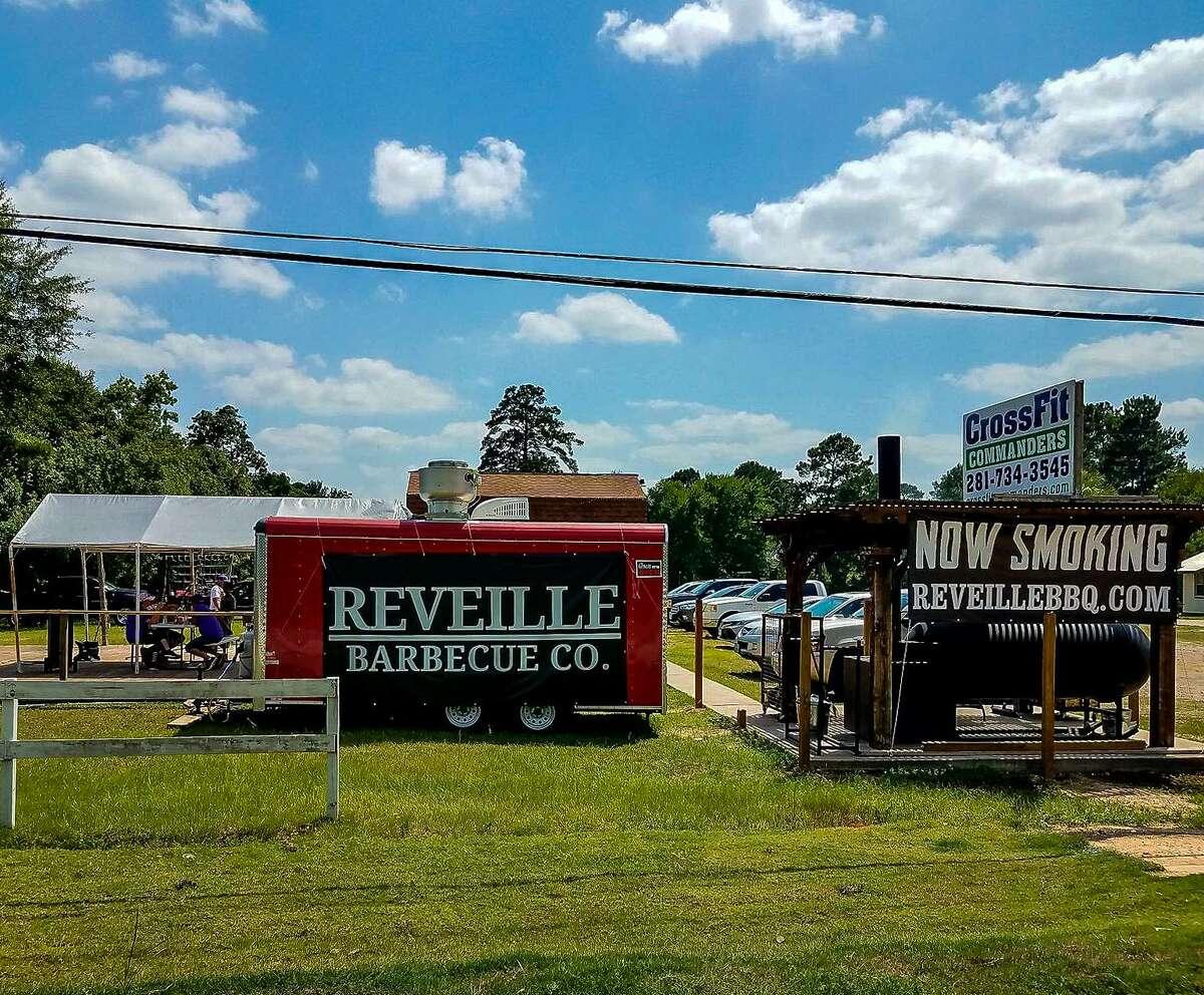 Reveille Barbecue Co. in Magnolia