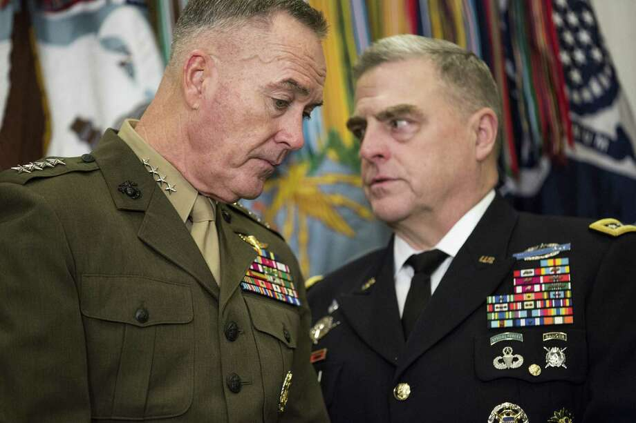 Army head expected to lead Joint Chiefs of Staff - SFGate