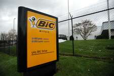 BIC Consumer Products Manufacturing Co. at 565 BIC Drive in Milford, Conn. on Tuesday, December 12, 2017.