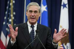 Legislation protecting Special Counsel Robert Mueller, shown here at his farewell ceremony as FBI Director in 2013, from being fired is likely unconstitutional.