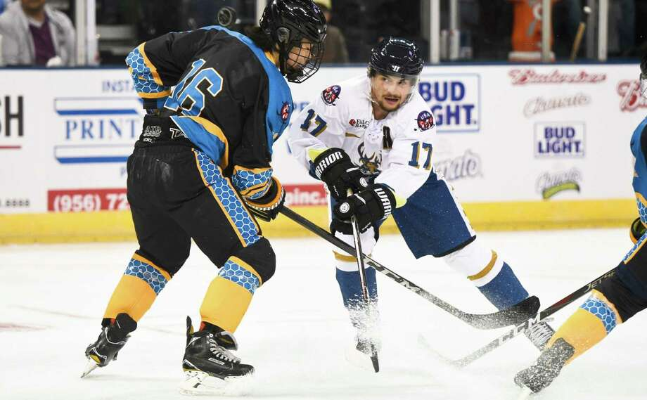"""The USACHL addressed the league shutting down last week for the first time on Wednesday citing """"business interference"""" while claiming it was preparing to return for next year. Photo: Danny Zaragoza /Laredo Morning Times / Laredo Morning Times"""
