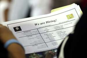 The U.S. economy created another 155,000 jobs in November. The unemployment rate was 3.7 percent.