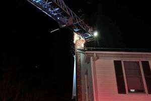 On Dec. 7, 2018, Fairfield, Conn., fire units rushed to a home in the Stratfield section of town for a report of a possible chimney fire.