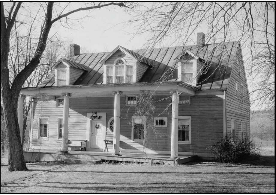Vroman House, Schoharie County (the New York State Office of Parks, Recreation and Historic Preservation)