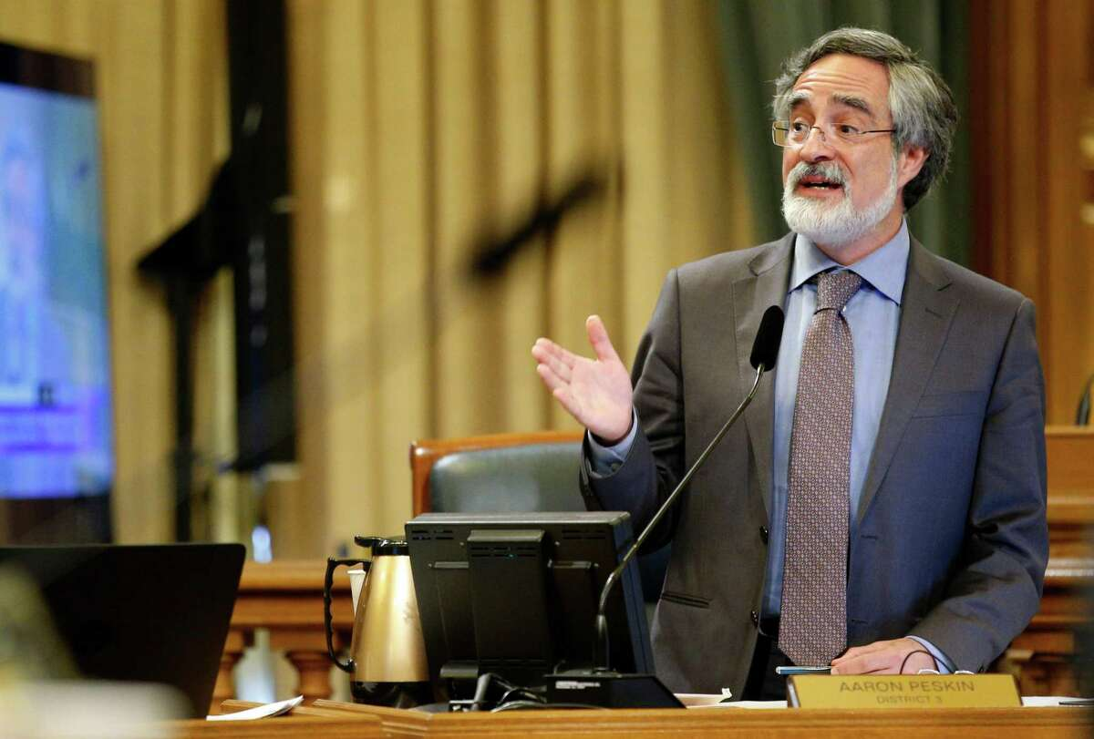 Supervisor Aaron Peskin says Mark Zuckerberg doesn't deserve to have his name on S.F. General Hospital even though he's a multimillion-dollar donor.