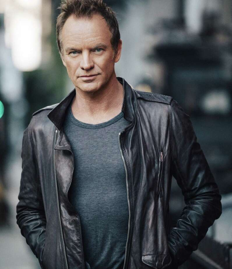 Sting will join singer/songwriter Rob Mathes of Greenwich in holiday concerts at the Performing Arts Center at Purchase College on Dec. 14 and Dec. 15. Mathes, a noted music producer, is celebrating 25 years of performing his annual holiday concert. Vanessa Williams and saxophonist David Sanborn will also perform in the shows. Photo: Erich Ryan Anderson /