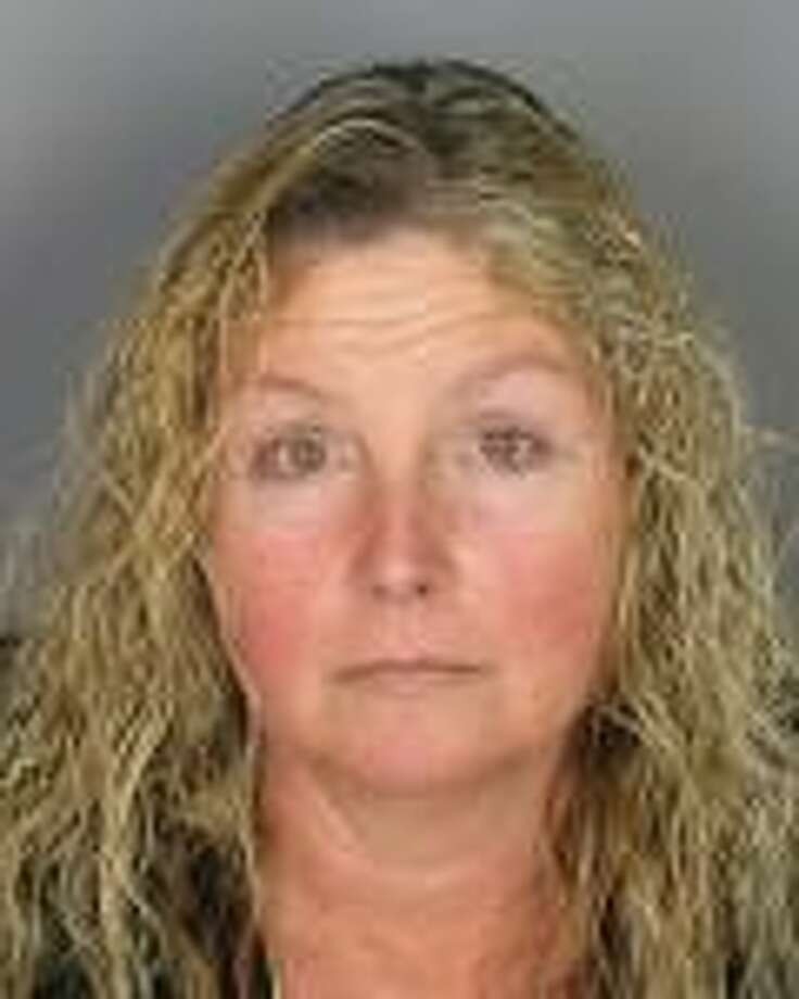 Cheryl Rudolph of Voorheesville was charged with felony DWI on Dec. 7, 2018. (Albany County Sheriff's photo)