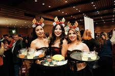 It was a night for glitz and decadence as local and regional artisans served up an array of desserts and cocktails at Dulce!