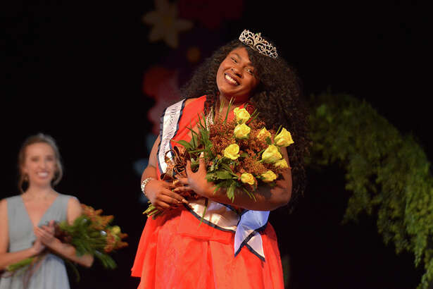 Keylynn Boyce was named Miss Wayland 2019 at Wayland Baptist University's annual scholarship pageant. Boyce will represent the university for throughout the coming year.