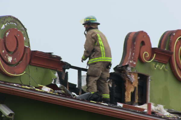 A fire broke out early Saturday morning at theLa Cantina restaurant near Parkdale Mall 12/08/18