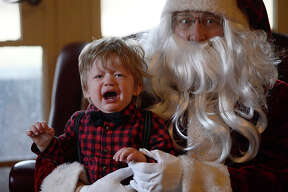 Christmas at the Mansion open house event Dec. 8, 2018, at the Museum of the Southwest. James Durbin/Reporter-Telegram