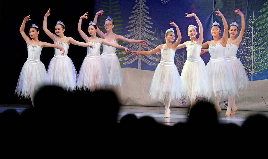 The School of the Arts at the National Museum of Dance performs The Nutcracker at Maple Ave. Middle School Saturday Dec. 8, 2018 in Saratoga Springs, NY.  (John Carl D'Annibale/Times Union) Photo: John Carl D'Annibale / 20045605A