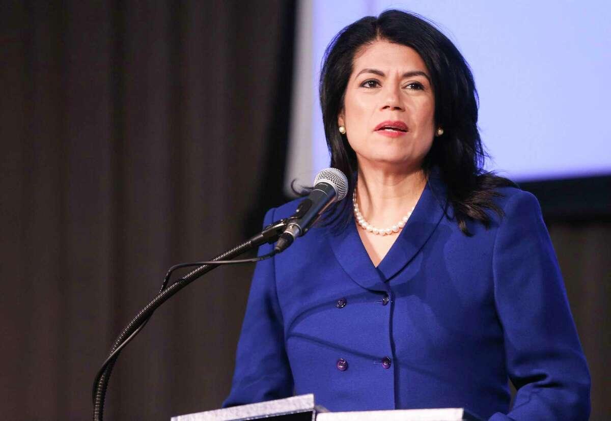 Longtime Houston politician Carol Alvarado won a special election for Texas Senate Dist. 6 in December.