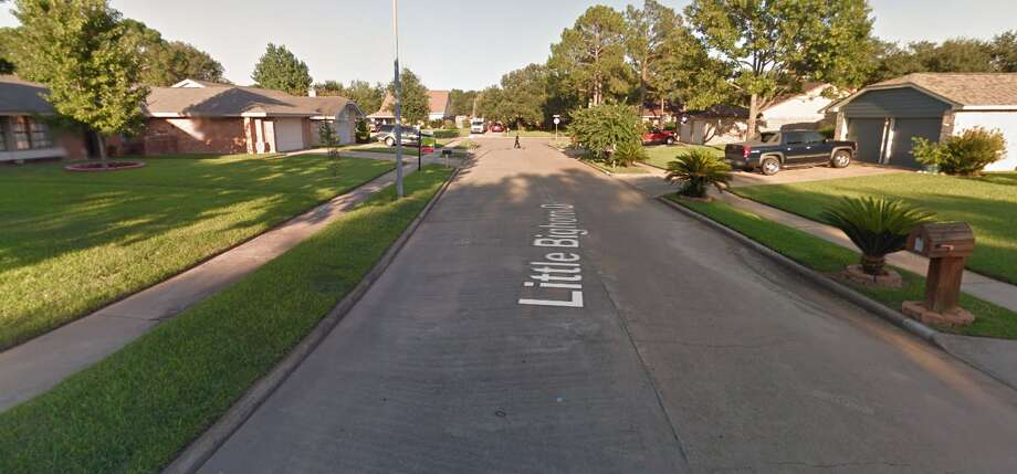 A 7-year-old boy was in critical condition after someone in an armed group fired into a car driven by a teen about 2 p.m. Saturday along Little Bighorn in Katy, authorities said. Photo: Google Maps