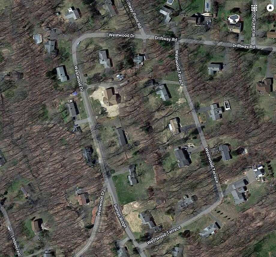 Danbury, Conn., firefighters responded to a home on Westwood Drive on Dec. 8, 2018. There was a reported chimney fire at the home that was out by the time fire units arrived, but left behind a house filled with smoke. Photo: Contributed Photo / Google Maps / Contributed Photo / Connecticut Post Contributed