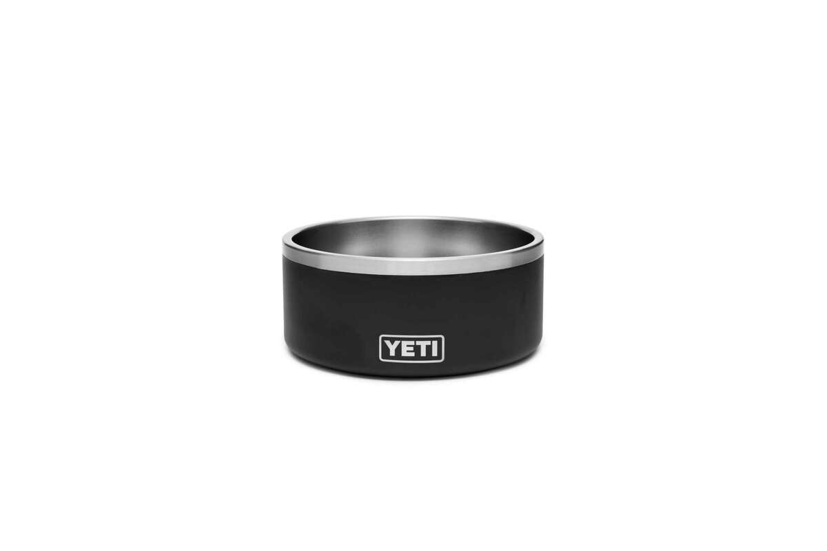 YETI Boomer 8 dog bowl; $49.99 at Whole Earth Provision Co. and other YETI vendors