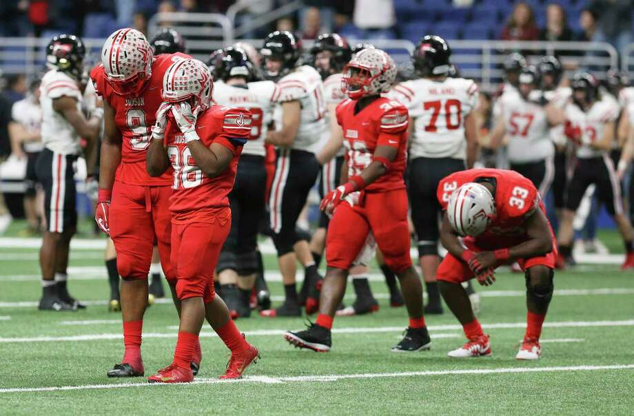 Judson is hoping for a victorious rematch against Austin Lake Travis in a Region IV-6A Division I final Saturday at the Alamodome. Photo: Kin Man Hui /San Antonio Express-News / ©2018 San Antonio Express-News