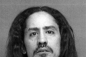 Anthony Velazquez, 43, of Sanford Avenue in Bridgeport, Conn., was charged with criminal possession of a revolver, theft of a firearm, carrying a revolver without a permit, illegal possession of weapons in a motor vehicle and possession of marijuana.