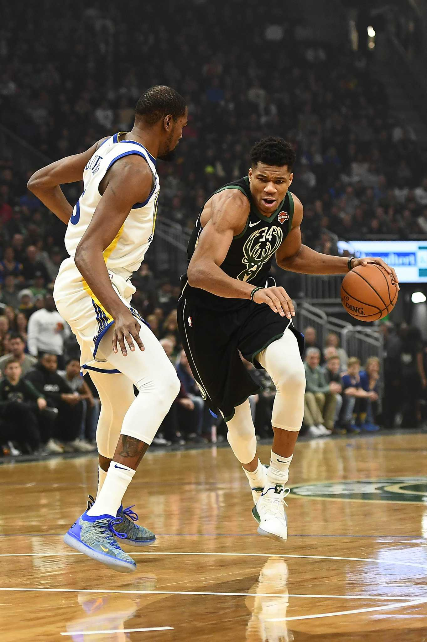 ca13f8307b7 Why Kevin Durant is one of Bucks star Giannis Antetokounmpo s biggest fans