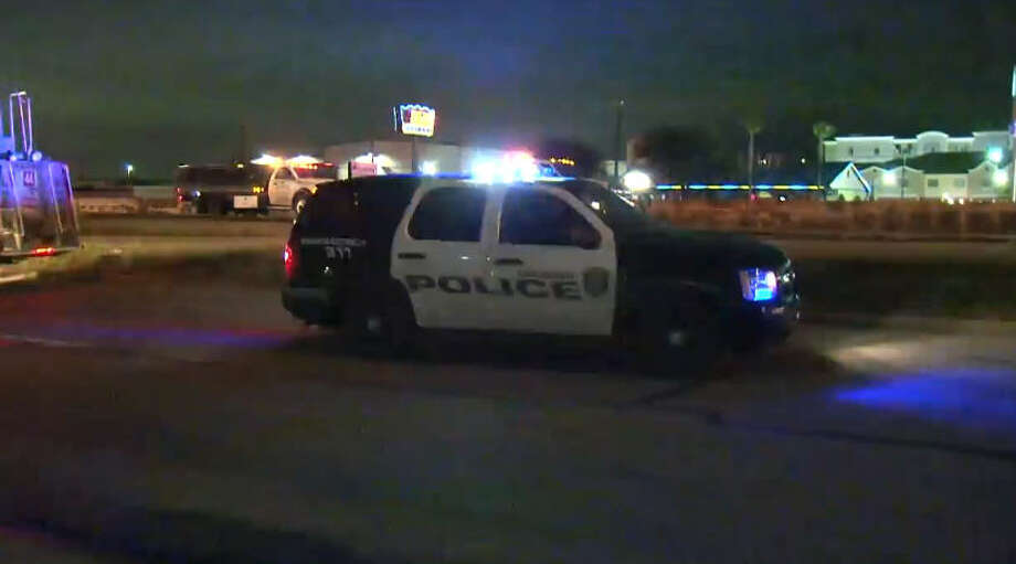 A woman was killed early Sunday in a hit-and-run on East Freeway, according to authorities. Photo: Metro Video