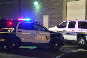 One person was shot to death around midnight in northern Harris County.