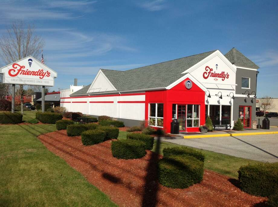 Friendly's is a restaurant chain on the United States' East Coast. Friendly's was founded in 1935 in Springfield, Massachusetts by brothers Curtis Blake and S. Prestley Blake. Friendly's has 10,000 employees; John M. Maguire is the CEO. Photo: Friendly's