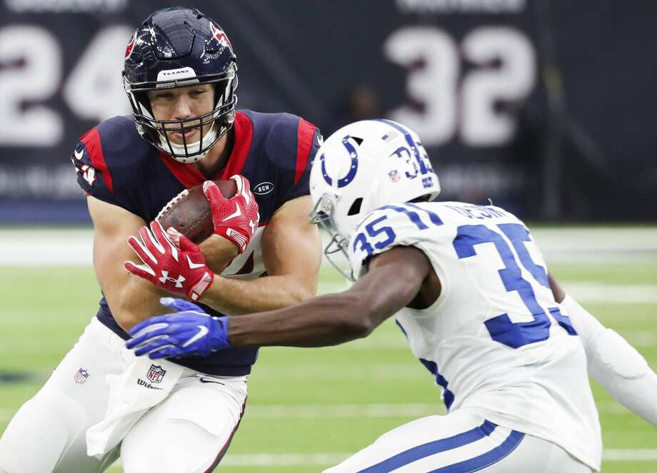 PHOTOS: Players from Houston high schools and Texas college drafted in 2019 
