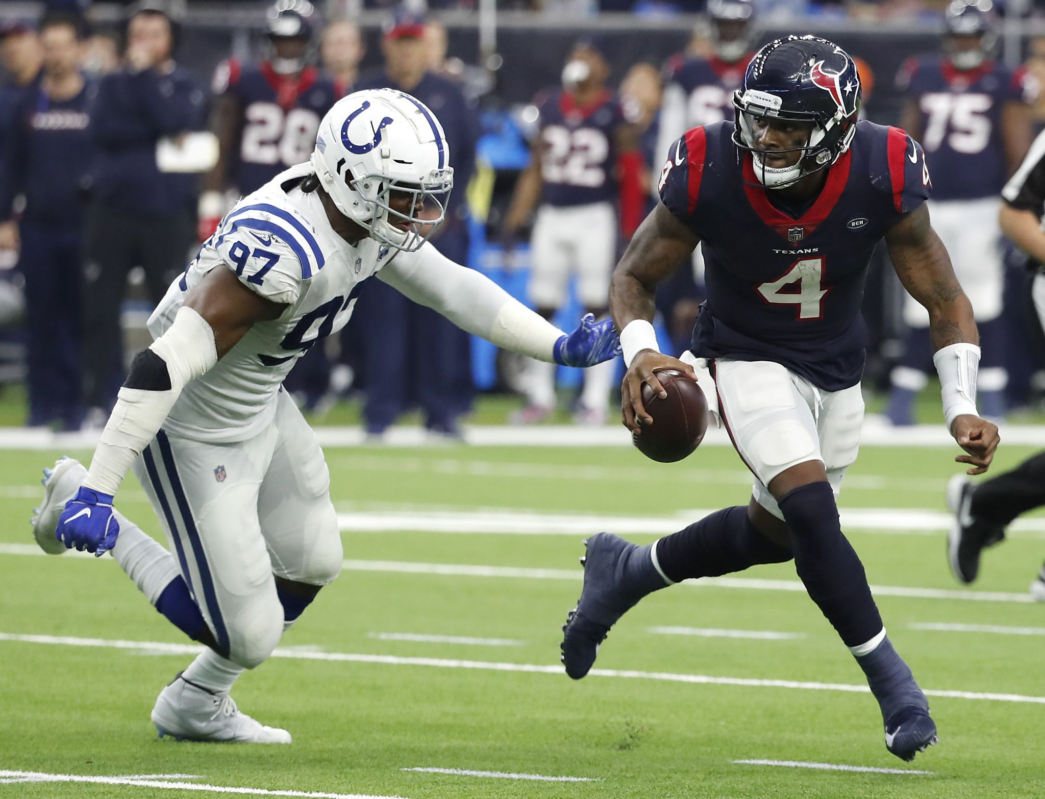 a07e85003 Texans vs. Colts  An early look at AFC wild-card round -  HoustonChronicle.com