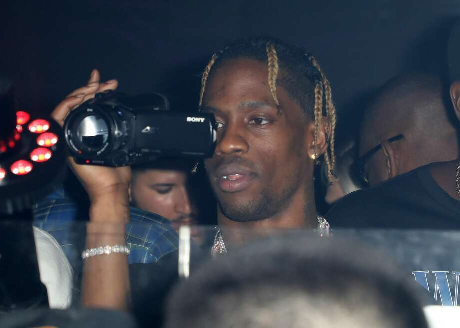 Travis Scott performs at E11EVEN Miami during Art Basel 2018 on December 8, 2018 in Miami, Florida. (Photo by Alexander Tamargo/Getty Images for E11EVEN) Photo: Alexander Tamargo/Getty Images For E11EVEN