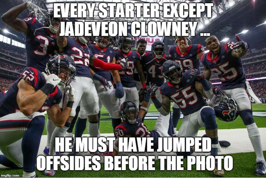 Memes Roll As Texans Streak Ends Cowboys Continues Houston